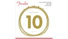 FENDER 70-12L 80/20 Bronze Acoustic Strings 10-50