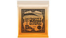 ERNIE BALL 2329 Nylon Ukulele Strings Clear