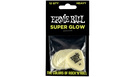 ERNIE BALL 9226 Super Glow Cellulose Heavy Picks (12 pcs)
