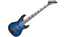 JACKSON JS3V Concert Bass AH Metallic Blue Burst