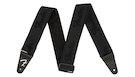 FENDER Weighless Strap Running Logo B/B