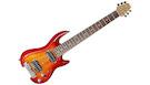 DV MARK Little Guitar G1 Cherry Red Sunburst