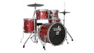 TAMBURO T5 S18 RSSK Red Sparkle