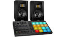 NATIVE INSTRUMENTS Maschine Mikro MK3 + ADAM T5V (coppia) - Producer Bundle