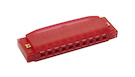 HOHNER Happy Color Harp Red