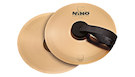 "NINO PERCUSSION Cymbal Pair 8"" Bronze"