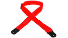 LEVY'S M8Poly-Red Guitar Strap