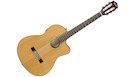 FENDER CN140SCE Nylon Natural WN w/Case
