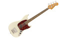 FENDER Squier Classic Vibe '60s Mustang Bass LRL Olympic White