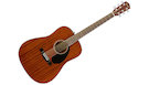 FENDER CD60S Dreadnought All-Mahogany
