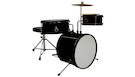 Batteria Acustica Junior Student Black