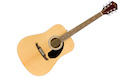 FENDER FA125 Dreadnought Natural + Gigbag