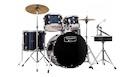 MAPEX TORNADO 5294 Pop/Rock Blu con Hardware e Piatti