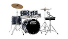 MAPEX TORNADO 5844 Jazz Blu con Hardware e Piatti