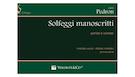 Carlo Pedron - Solfeggi Manoscritti Parlati e Cantati 1a Serie