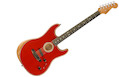 FENDER Acoustasonic Stratocaster Dakota Red
