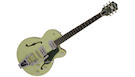 GRETSCH G6659T Broadkaster JR with Bigsby Two-Tone Smoke Green