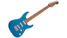 CHARVEL Pro Mod DK22 SSS 2PT CM Electric Blue