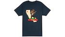 FENDER Rocks Cali T-Shirt Navy XXL