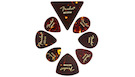 FENDER All Shapes Celluloid Medley Tortoise Shell Medium (8 pcs)