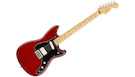 FENDER Duo Sonic HS MN Crimson Red Transparent