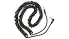 FENDER Deluxe Coil Cable 30' Black Tweed