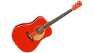 FENDER LTD ED PM-1E Fiesta Red