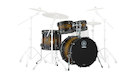 YAMAHA Live Custom Hybrid Oak Jazz UZU Earth Sunburst