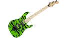 CHARVEL Satchel Signature Pro-Mod DK Slime Green Bengal