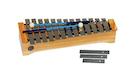 SAMBA Glockenspiel Diatonico Alto 16 Note (DO2-LA3)
