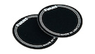 EVANS EQPB1 BassDrum Head Protection Black