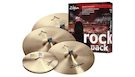 "ZILDJIAN Pack 5A ""Rock"" (A0801R): Ride + Hi-Hat + 2 Crash"