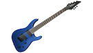 JACKSON SLAT7 MS X Series Soloist Arch Top LR Metallic Blue