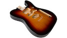 FENDER Deluxe Tele Alder Body 3-Color Sunburst