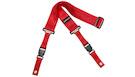 DIMARZIO DD2200RD Nylon Cliplock Red