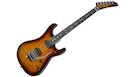 EVH 5150 Deluxe Ebony Fretboard Quilted Maple Tobacco Sunburst