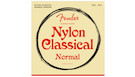 FENDER Classical Nylon Strings 100 Clear/Silver