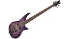 JACKSON JS3QV Spectra Bass LRL Purple Phaze