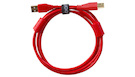 UDG U95001RD Ultimate Cable USB 2.0 A-B Red Straight