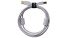 UDG U95001WH Ultimate Cable USB 2.0 A-B White Straight 1m
