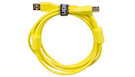 UDG U95001YL Ultimate Cable USB 2.0 A-B Yellow Straight 1m