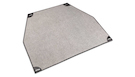 ROCKBAG RB22202B Drum Carpet 165x140cm