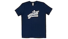 AGUILAR T-Shirt Navy/Metallic Silver XL