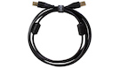 UDG U95001BL Ultimate Cable USB 2.0 A-B Black Straight