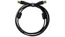 UDG U95001BL Ultimate Cable USB 2.0 A-B Black Straight 1m