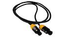 ROCKBAG RCL 30513 D8 Speaker Cable Coaxial Black, 2-Pin, 6m