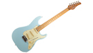 SCHECTER Route 66 Chicago SSS Sugar Paper Blue
