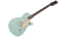 GRETSCH G2215 P90 Streamliner Junior Jet Mint Metallic