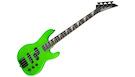 JACKSON JS1X Concert Bass Minion AH Neon Green