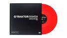 NATIVE INSTRUMENTS Traktor Scratch - Control Vinyl Red MKII